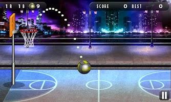 Screenshot of Street Basketball
