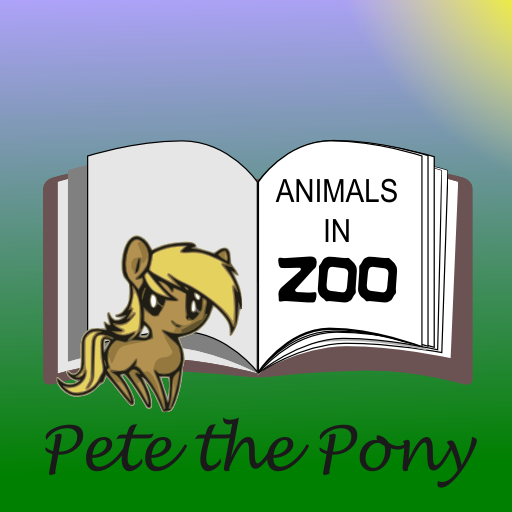 Pete the Pony - Animals in ZOO 街機 App LOGO-APP開箱王