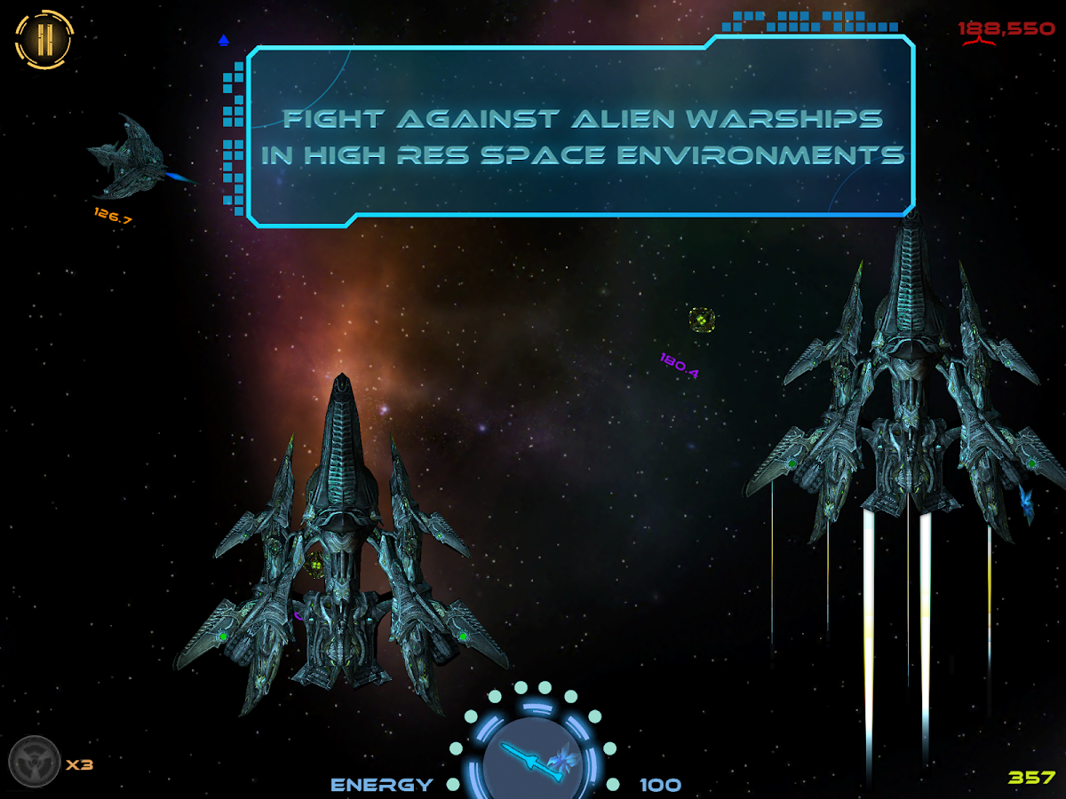 Starship Battles - screenshot