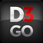 D3 GO icon