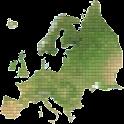 Match'em Europe: Capitals logo