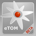 eTOM Browser Beta logo