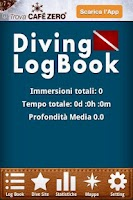 Screenshot of Diving LogBook