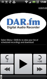 DAR Radio Downloader - screenshot thumbnail
