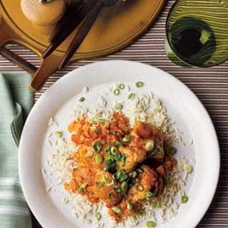 Slow-Cooker Curried Chicken With Ginger and Yogurt (4 - 6 qt.)