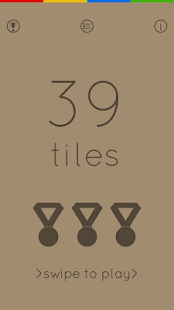 39 Tiles not the Piano Tiles