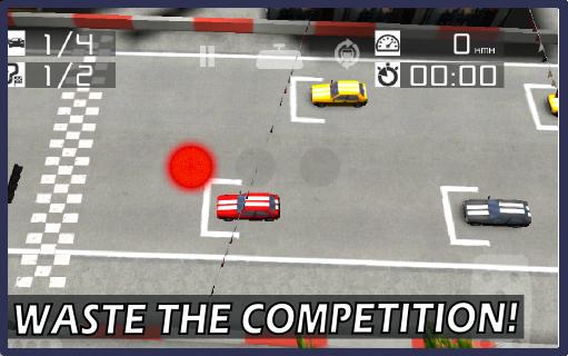 Nitro City Racer
