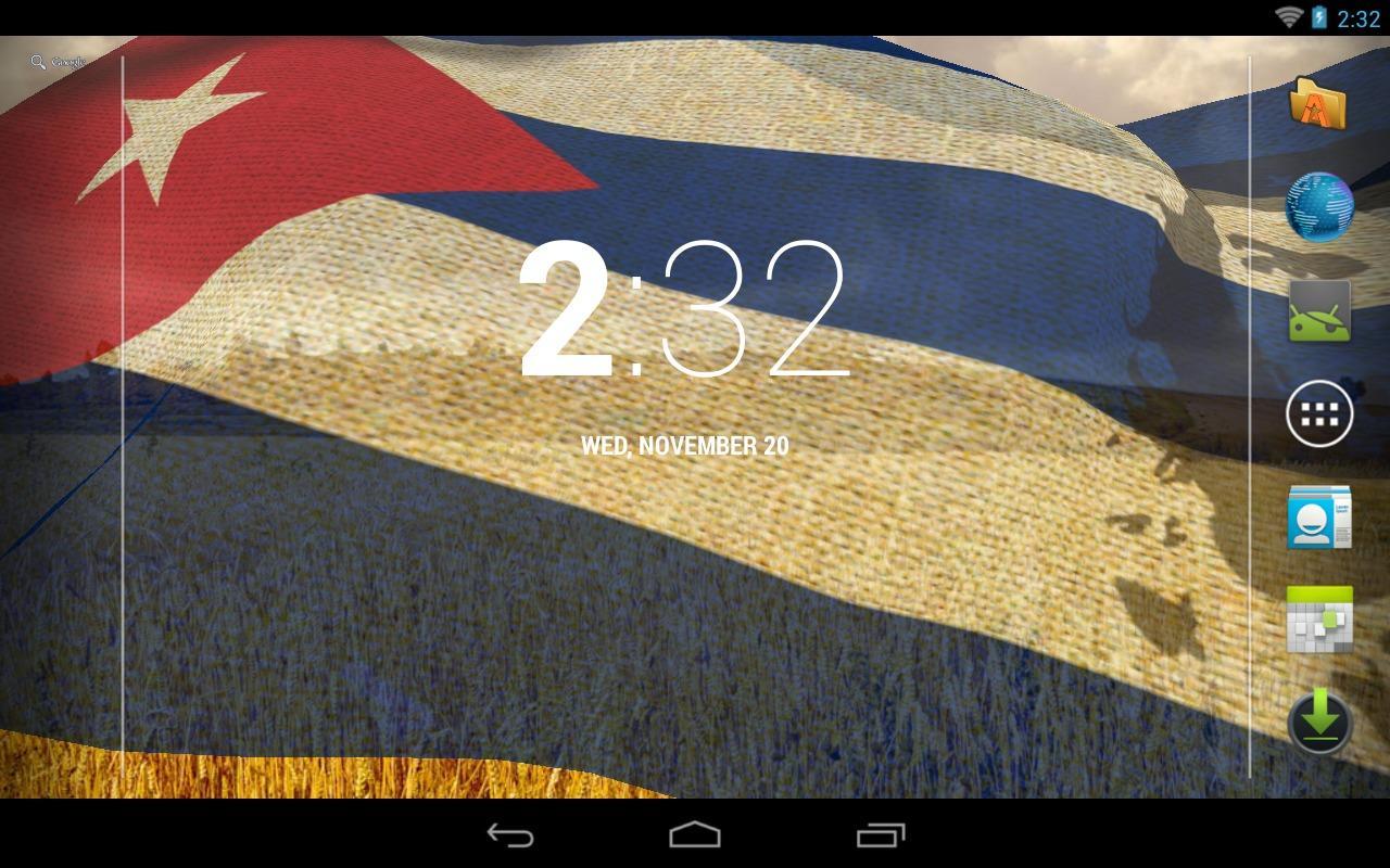 Che Guevara LWP Free - screenshot