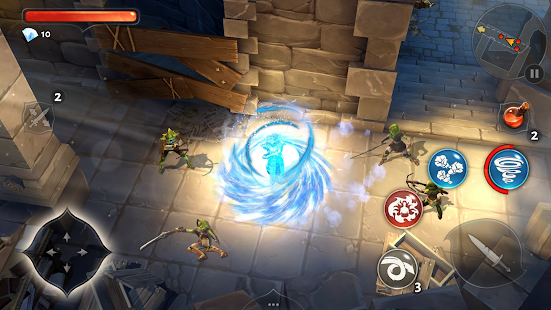 Dungeon Hunter 5 screenshot