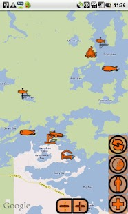 FishingMaps- screenshot thumbnail