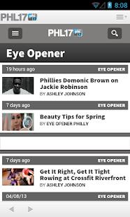 PHL17 - Philadelphia - screenshot thumbnail