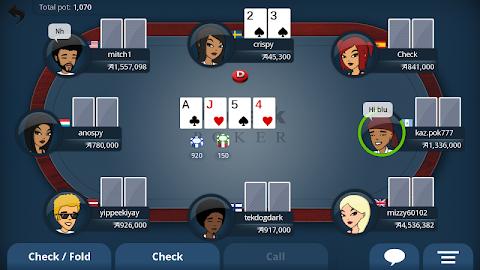 Appeak – The Free Poker Game Screenshot 1