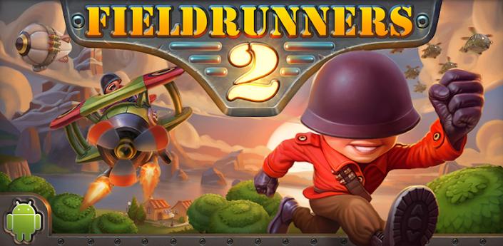 Скачать Fieldrunners 2 для android