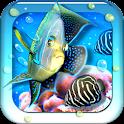 Real Aquarium 3D Wallpaper icon