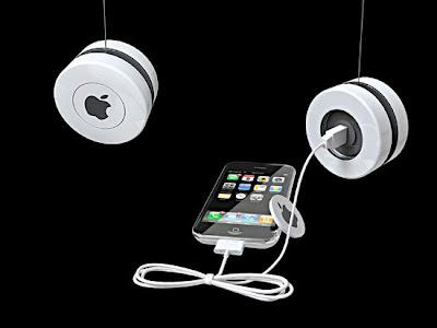 iPhone 的新奶妈-iYo 溜溜球