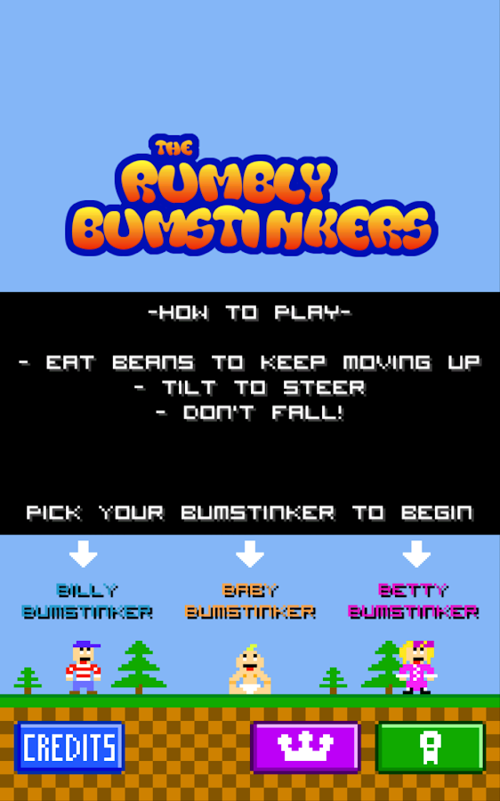 The Rumbly Bumstinkers- screenshot