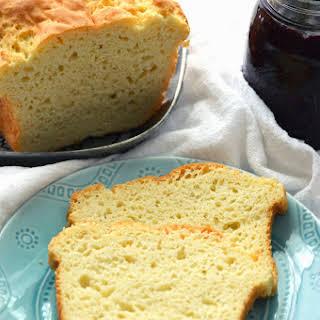 Gluten Free White Bread.