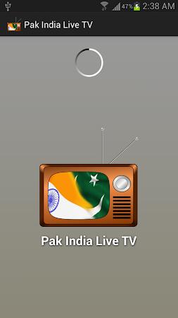 Pak India Live TV 1.5 screenshot 322620