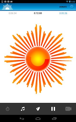 Sun Trainer - Sun Gazing