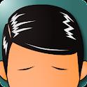 七三職人 logo
