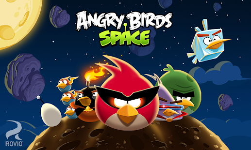Angry Birds Space Screenshot 16