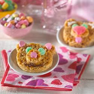 Caramel Teddy Bear Treats™