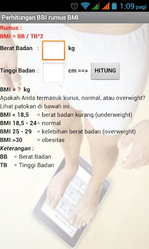 Body Mass Calculator