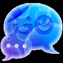 GO SMS Bubbles Theme icon