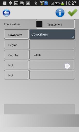Import contacts CSV TXT XLS