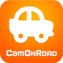 Car DVR & GPS navigator icon