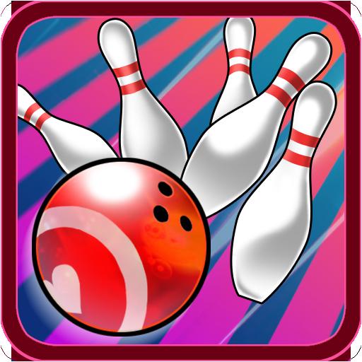 体育竞技の3Dボウリング LOGO-記事Game