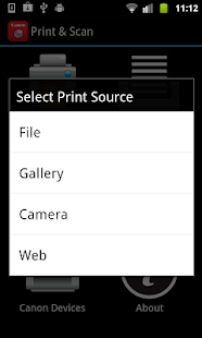 Direct Print & Scan for Mobile - screenshot thumbnail