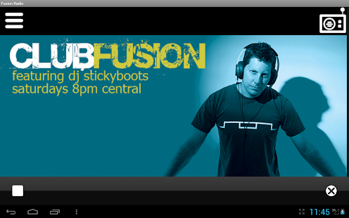 Fusion Radio - screenshot thumbnail