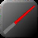 3D Lightsaber icon