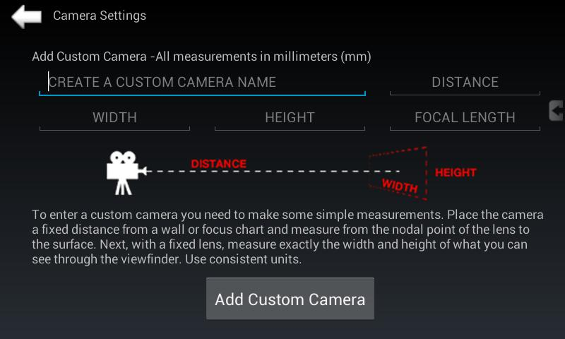 Artemis Director's Viewfinder - screenshot