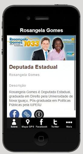 Rosagenla Gomes