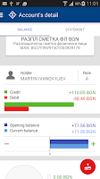 Screenshot of Fibank