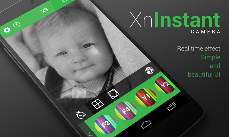 XnInstant Camera - screenshot