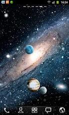 Planets n Stars Live Wallpaper