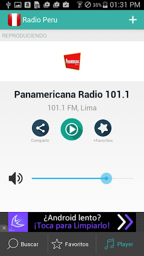 Radios de Peru - Radio Peruana
