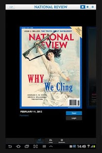 National Review NR - screenshot thumbnail