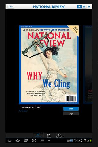 National Review NR - screenshot