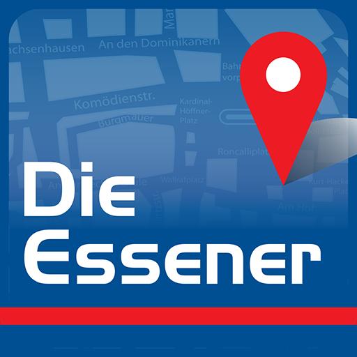 Die Essener BranchenMap 旅遊 App LOGO-APP試玩