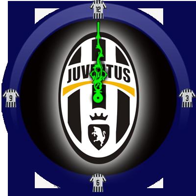 Juventus Clock Widget