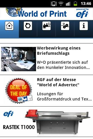 World of Print - EFI