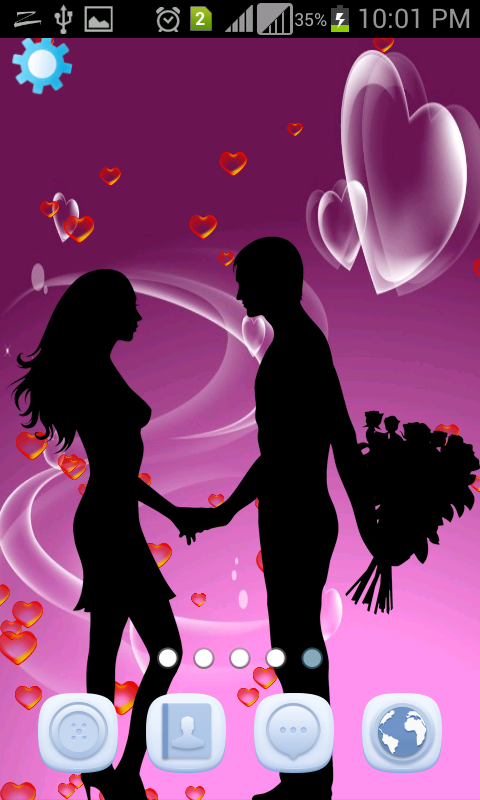 couples Love Live Wallpaper - Android Apps on Google Play