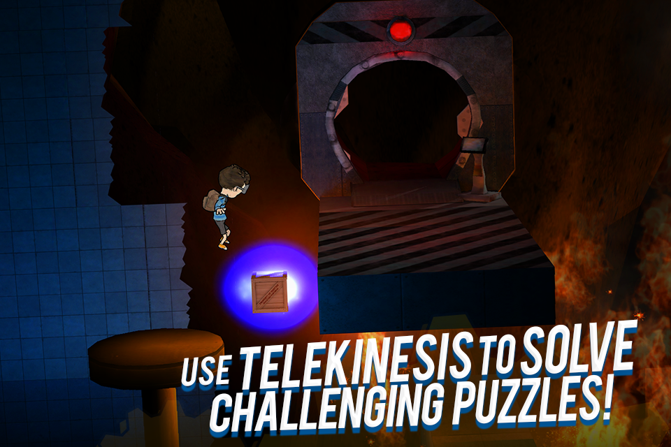 Telekinesis Kyle- screenshot