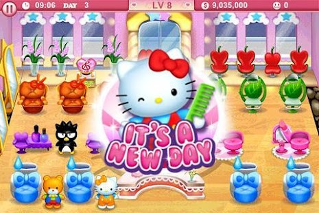 Hello Kitty Beauty Salon! - screenshot thumbnail