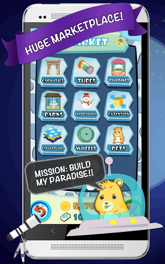 Hamster Paradise - screenshot
