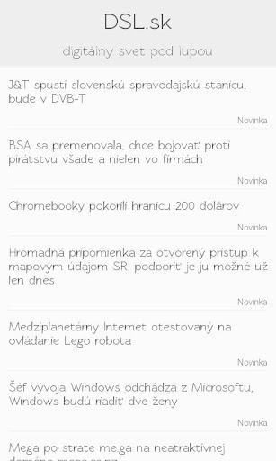 DSL.sk